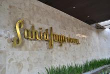 ジャカルタのホテルSahid Jaya Hotel